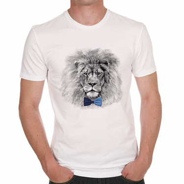 T-Shirt Homme - Lion