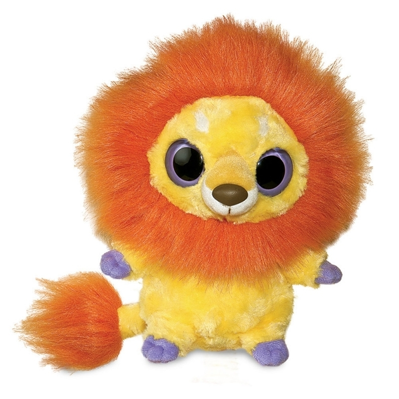 Peluche Lion Barbary