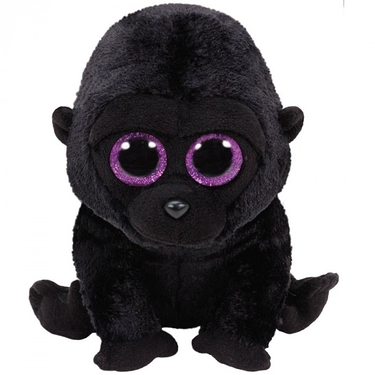 Ty Beanie Boo Gorilla George Small