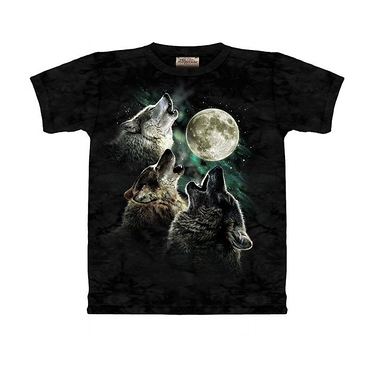 T-shirt enfant Three Wolf Moon