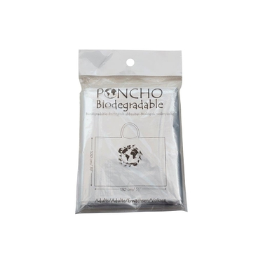 Poncho Adulte Earth