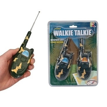 Talkies Walkies Explorateur