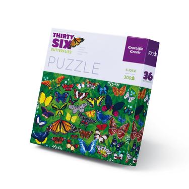 puzzle animaux sauvages 300 pi ces boutique du parc zoologique de paris. Black Bedroom Furniture Sets. Home Design Ideas