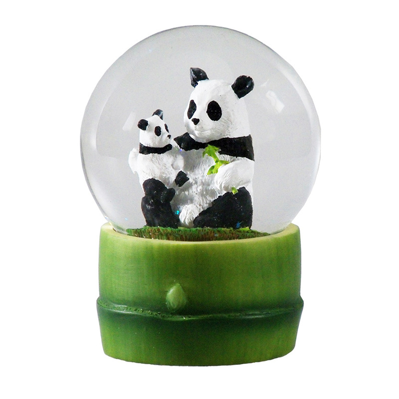 boule neige pandas boutique du parc zoologique de paris. Black Bedroom Furniture Sets. Home Design Ideas