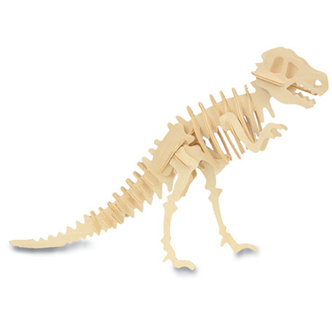 Kit de construction en bois - T-Rex