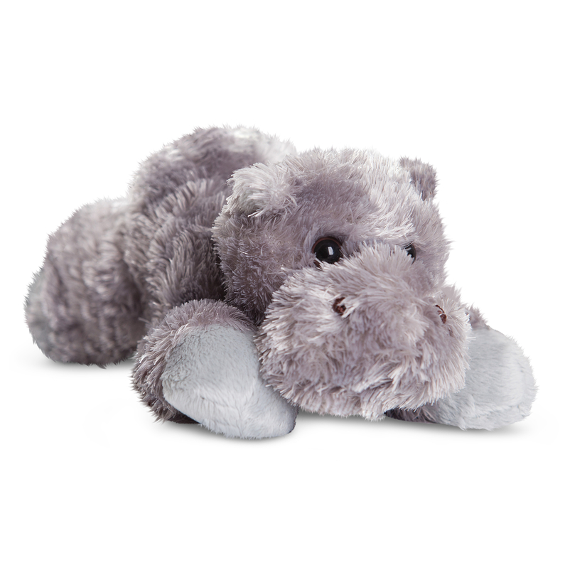 Peluche Howie l'hippopotame
