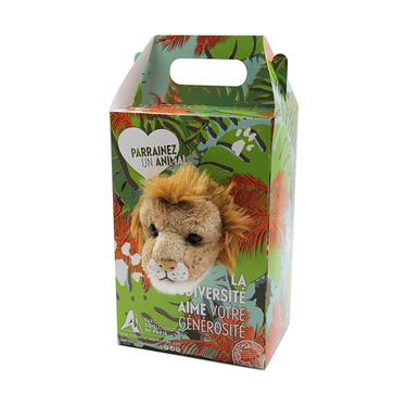 Adoption Box Lion